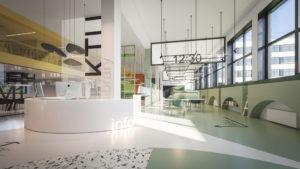 Kitais metais Kaune duris atvers naujas 3,5 mln. eurų vertės KTU multifunkcinis centras su visą parą veikiančia biblioteka