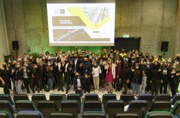 Šimtas moksleivių projektuos Švietimo centrą Kaune
